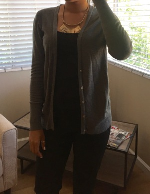 Tops: Forever 21 and Target, Pants: Express, Accessories: Charlotte Russe